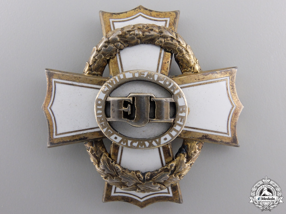 An Austrian War Cross for Civil Merit; 2nd Class