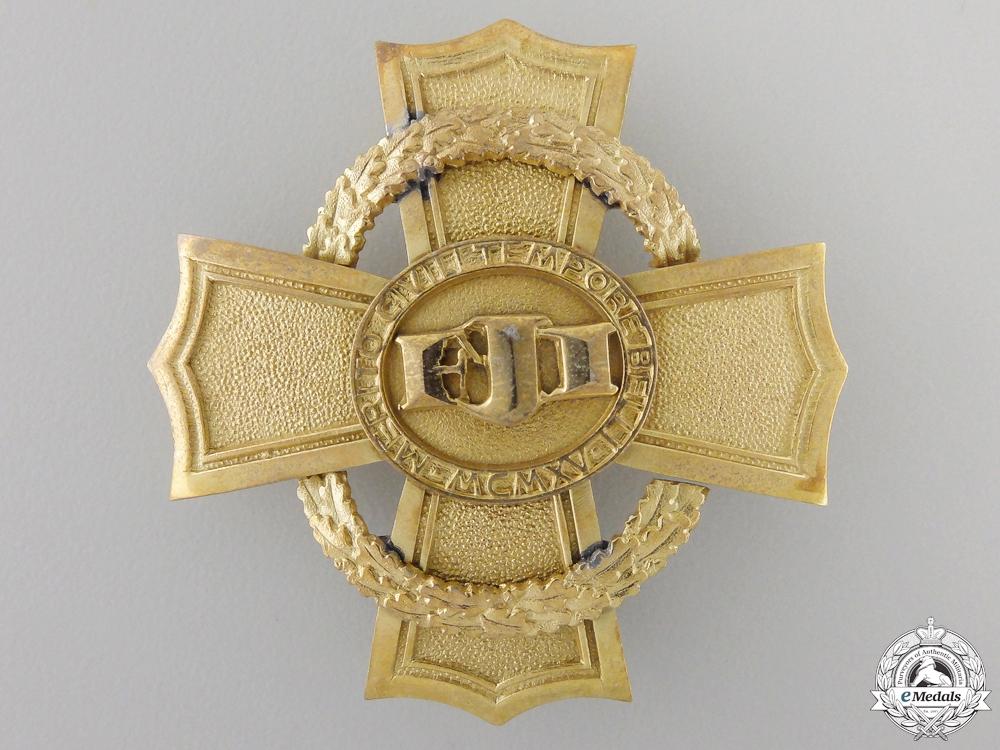 A Austrian War Cross for Civil Merit; Fourth Class