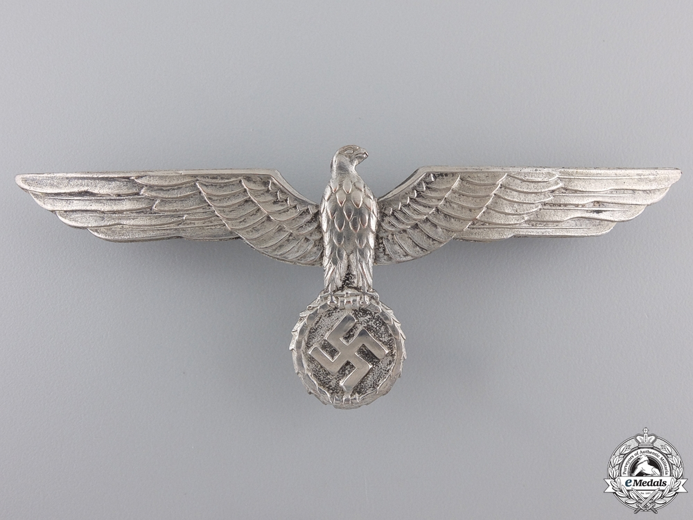 An Early Kriegsmarine Breast Eagle