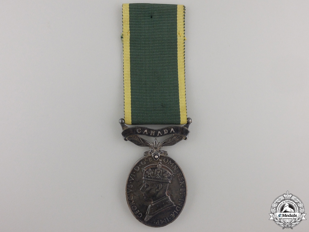 An Efficiency Medal to the Argyl & Sutherland Highlanders