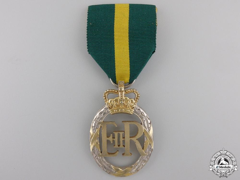 An Elizabeth II Efficiency Decoration