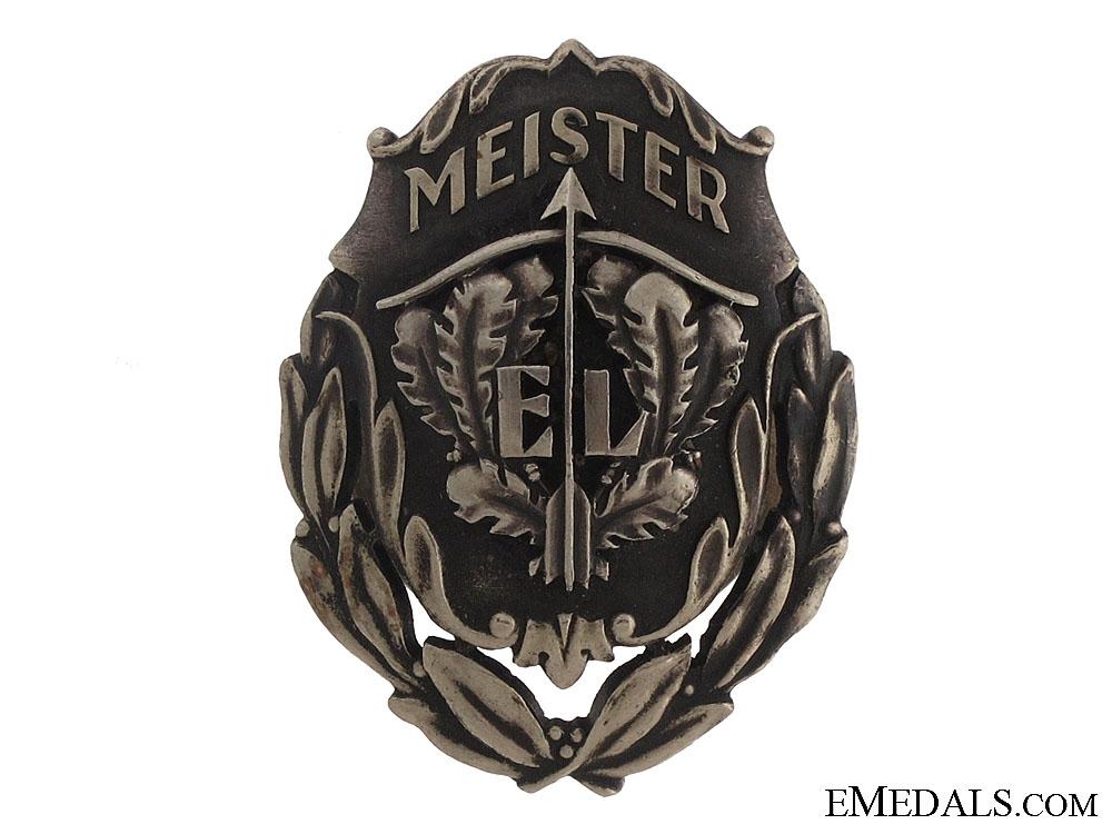 An Estonian Shooting Badge
