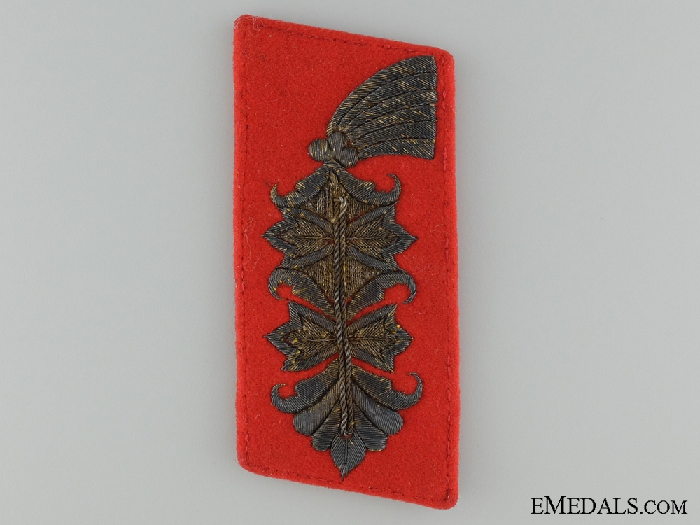 An German Army General's Collar Tab