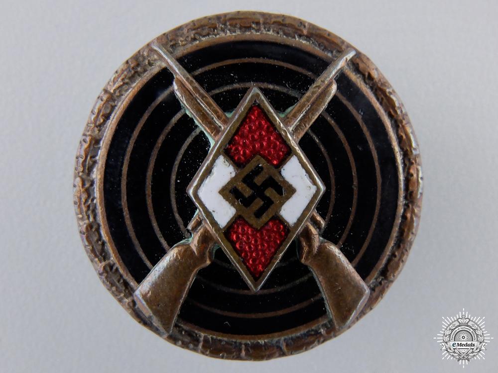 An HJ Shooting Badge by Steinhauer & Lück
