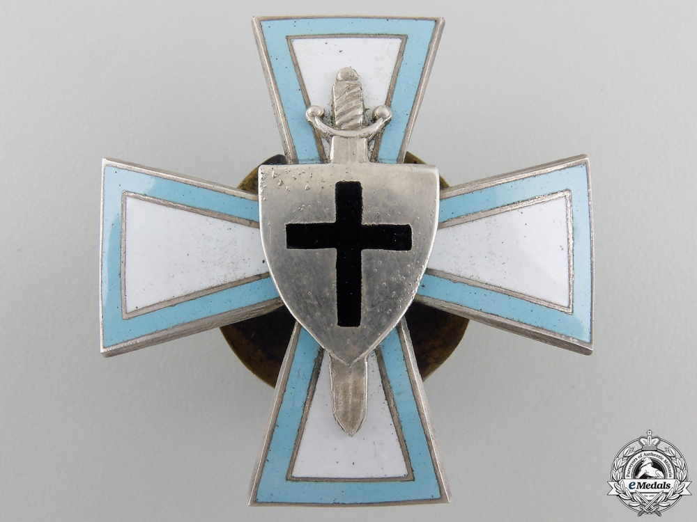 An Honour Cross of the Baltic Territorial Army