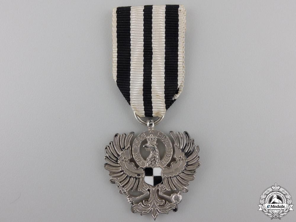 An Inhaber-Eagle Order von Hohenzollern