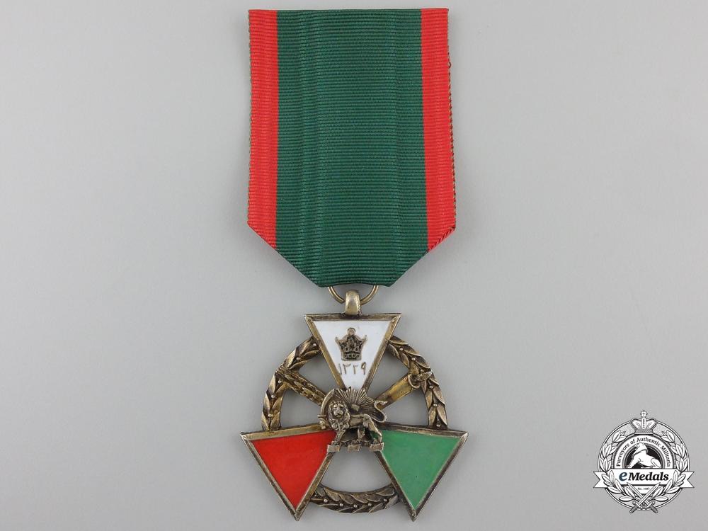 An Iranian Order of Kooshesh