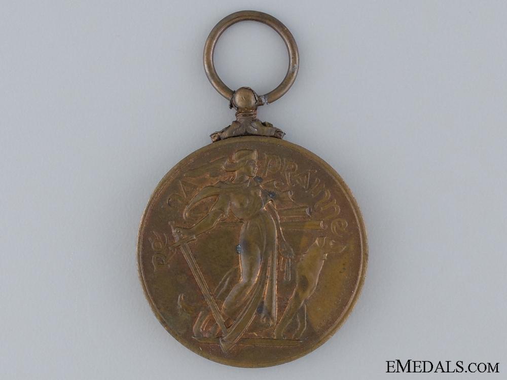 An Irish Emergency Service Medal