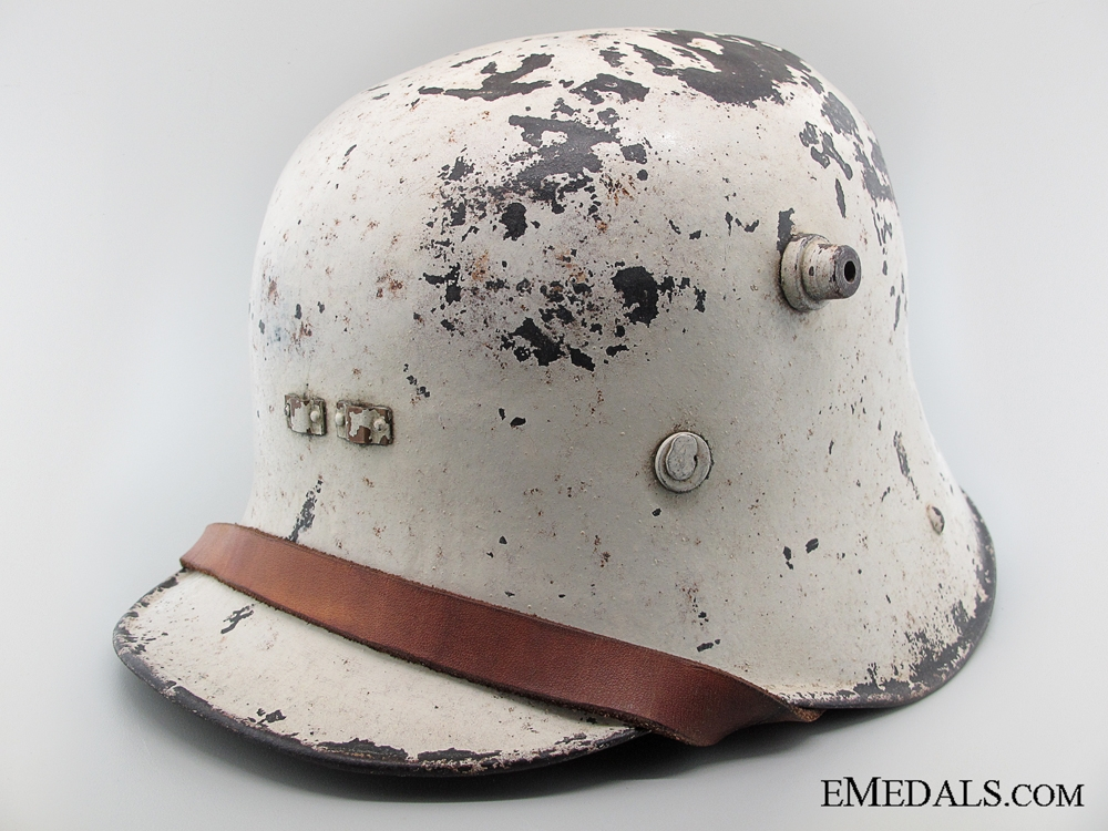 An Irish Free State M1927 Helmet