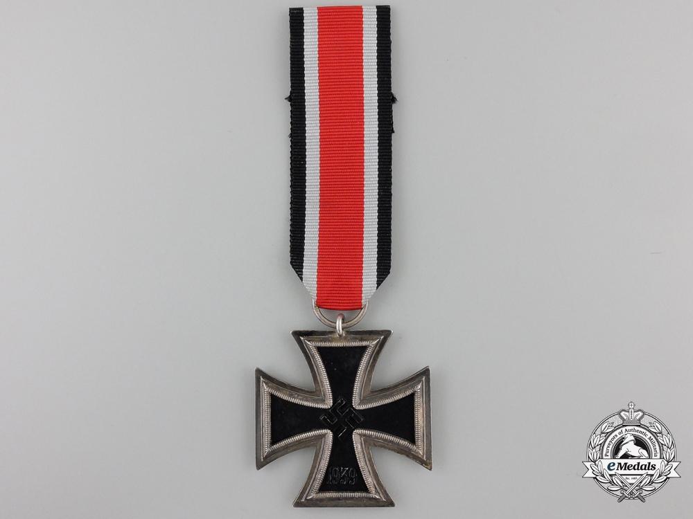 An Iron Class Second Class 1939 by Rudolf Souval