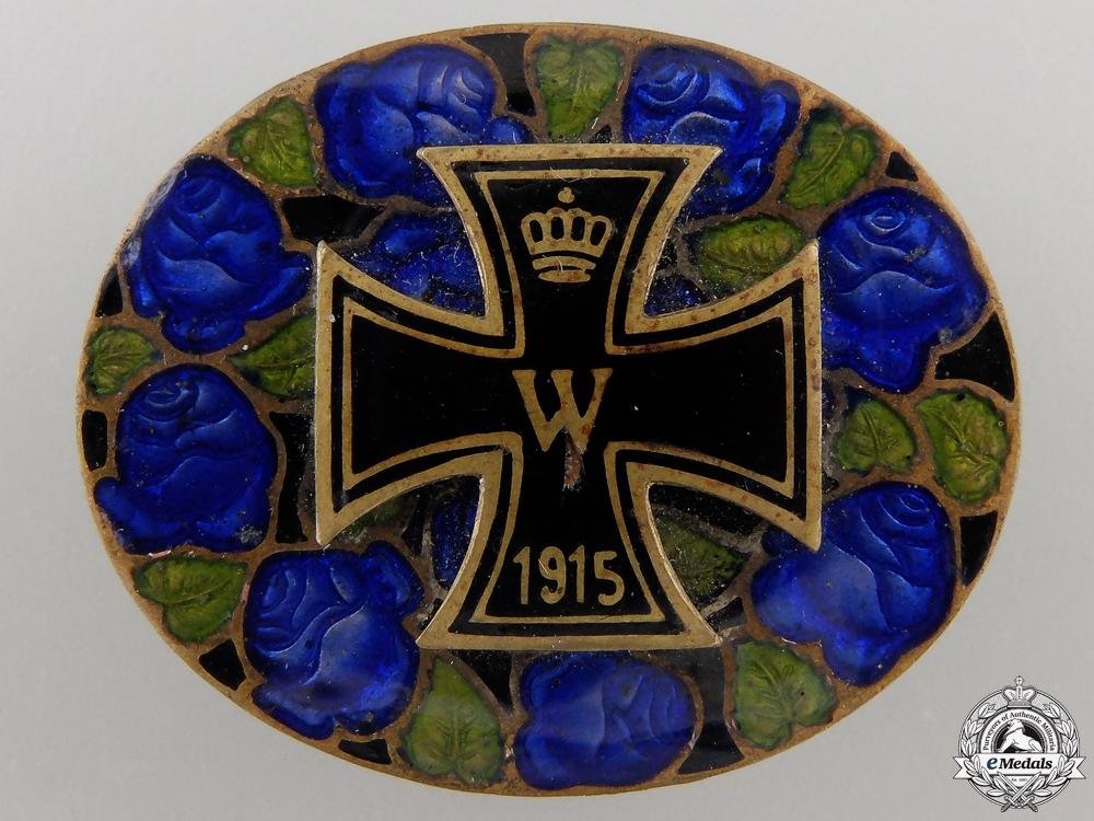 An Iron Cross 1914 Patriotic Badge