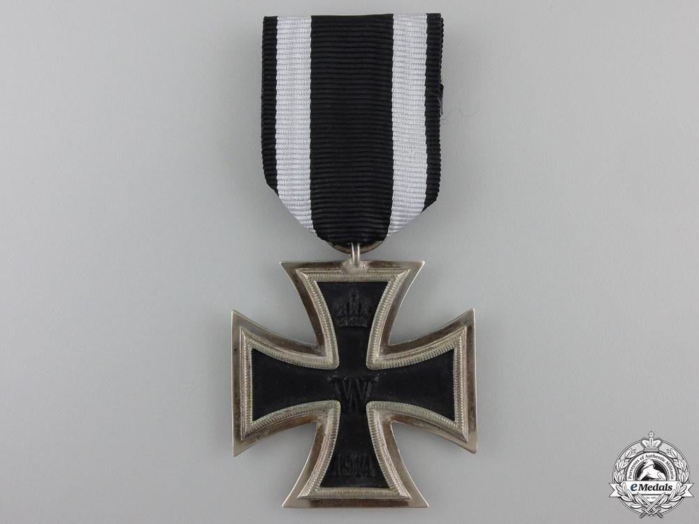 An Iron Cross 2nd Class 1914; Third Reich Period Made