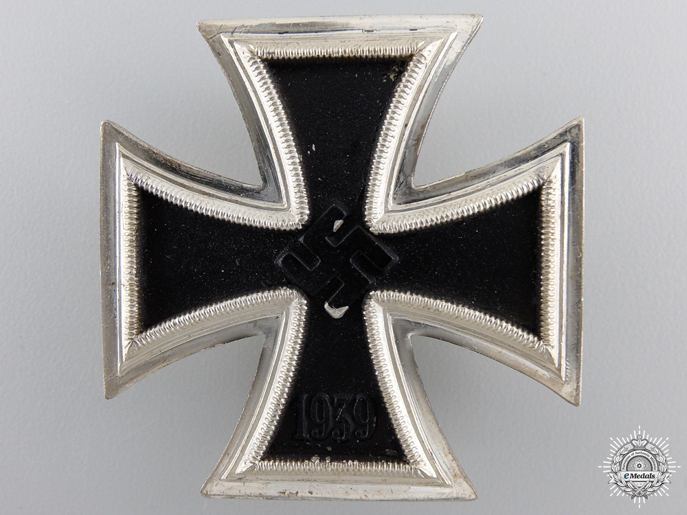 An Iron Cross First Class 1939
