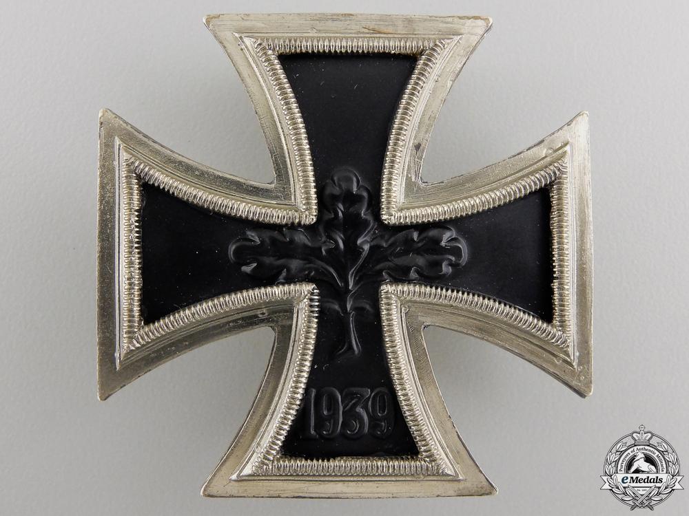 An Iron Cross First Class; 1957 Version