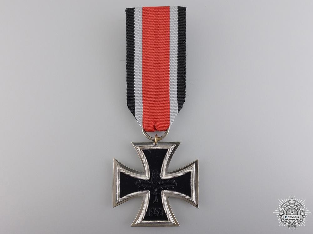 An Iron Cross Second Class; 1957 Version