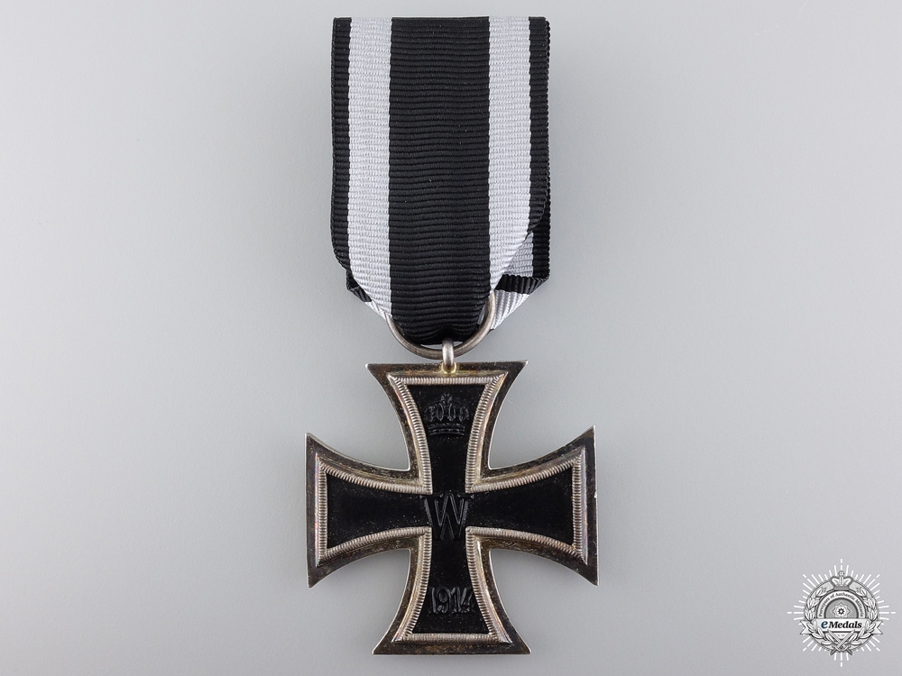 An Iron Cross Second Class 1914 by Wagner, Berlin