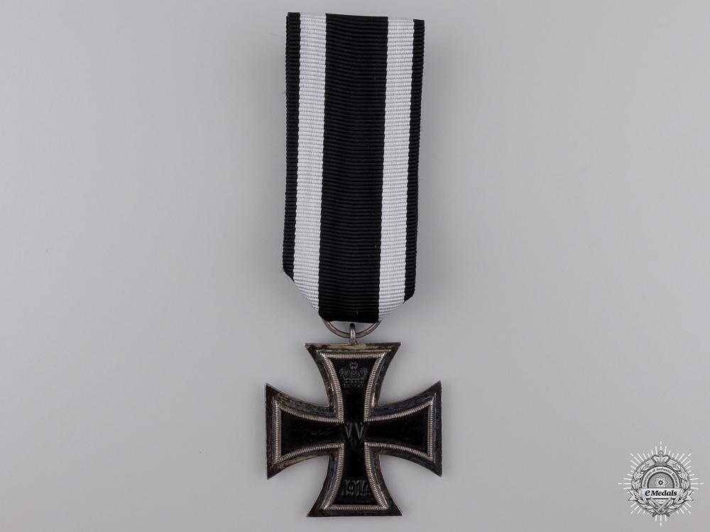 An Iron Cross Second Class 1914 by Königliche Muenzamt