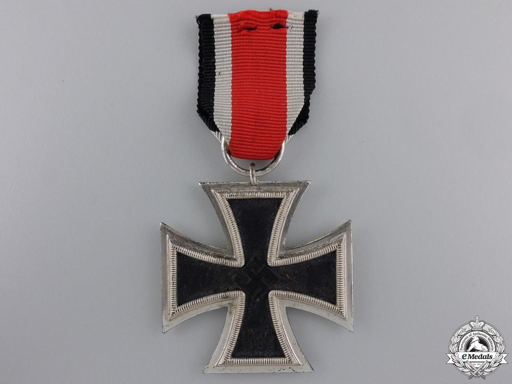 An Iron Cross Second Class 1939 by Wilhelm Deumer