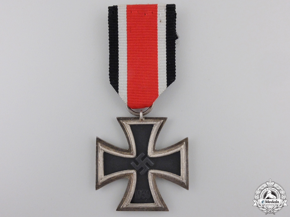 An Iron Cross Second Class 1939 by J.E. Hammer & Sohne