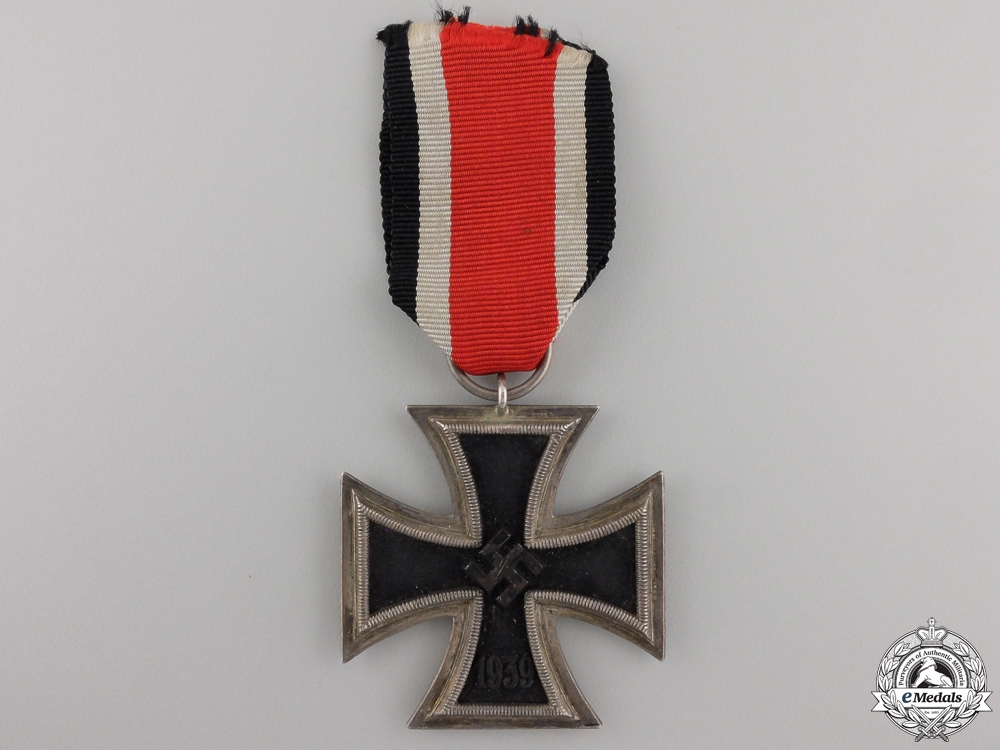 An Iron Cross Second Class 1939; Marked