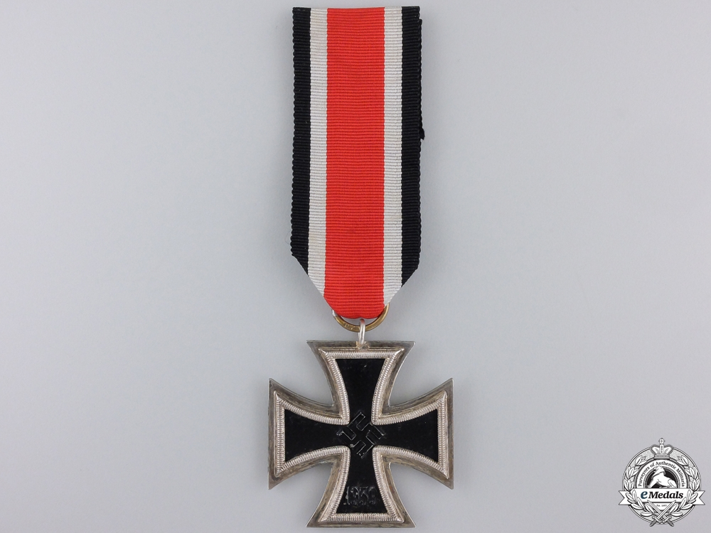 An Iron Cross Second Class 1939 by Franz Petzl