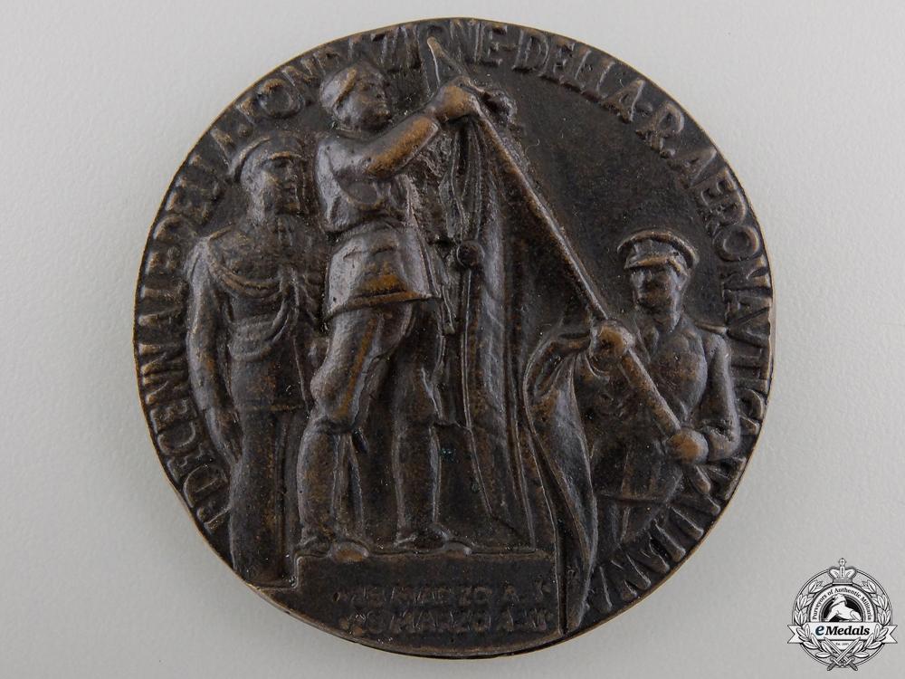 An Italian Air Force 10th Anniversary Medal