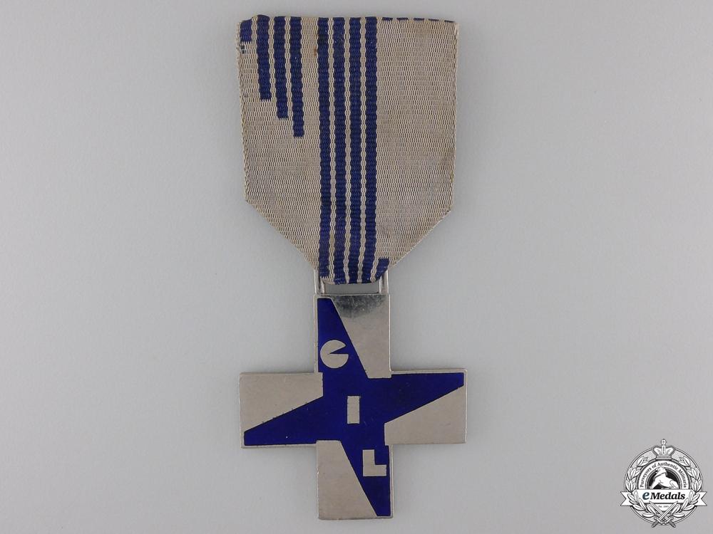 An Italian Facist Yourh Movement (GIL) Merit Cross