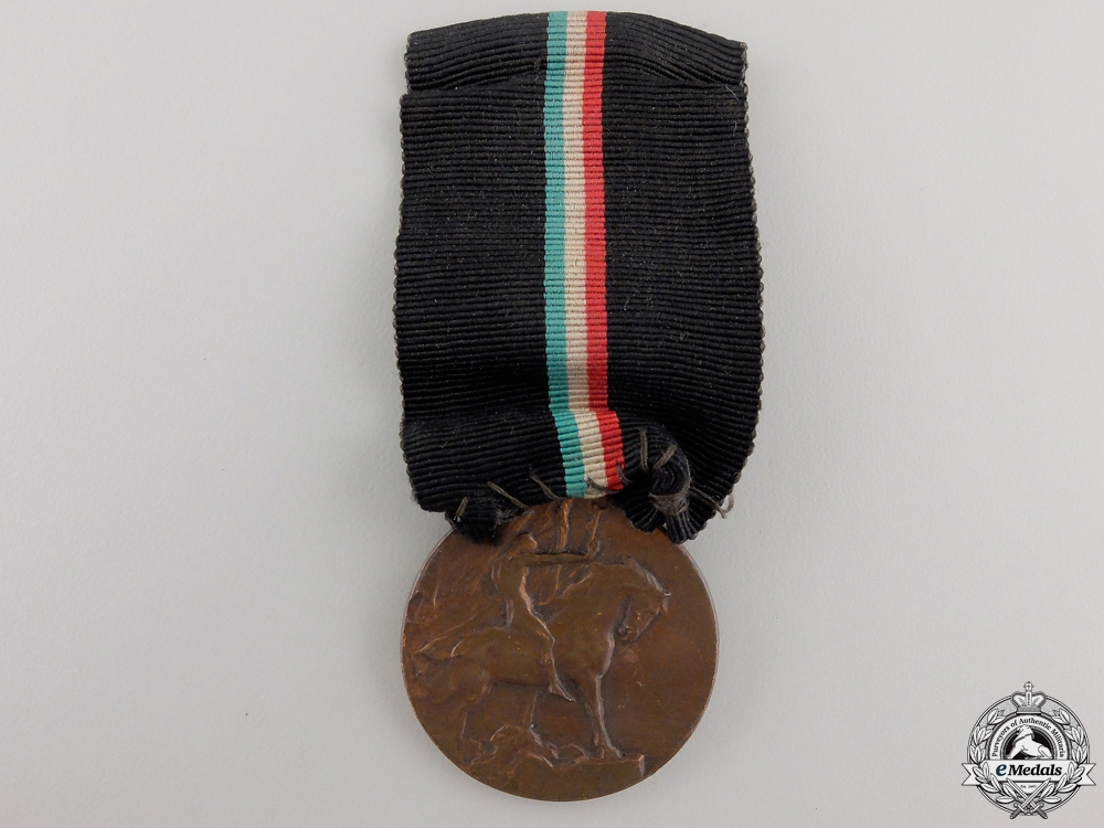 An Italian Ora e Sempre Merit Medal