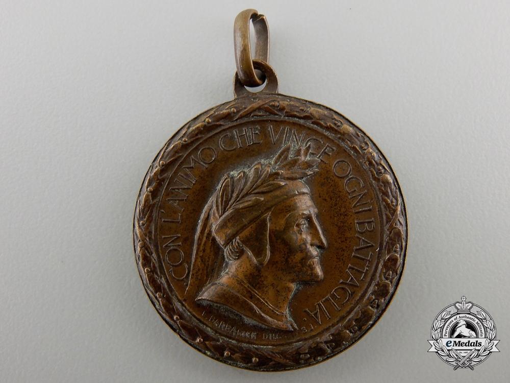 An Italian Ravenna Military Division Medal