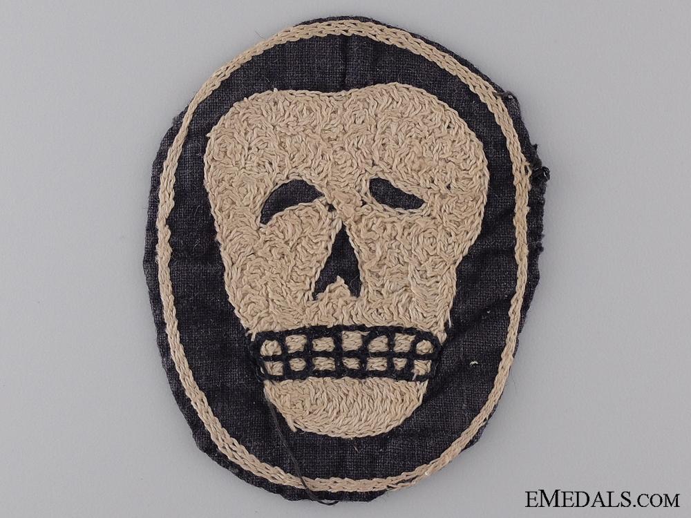 An Italian WWII Period Cloth Badge