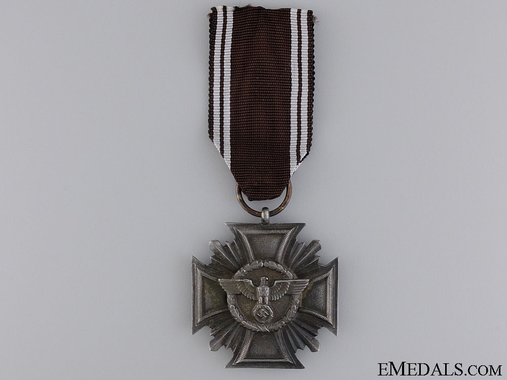 An NSDAP Faithful Service Decoration; 3rd Class