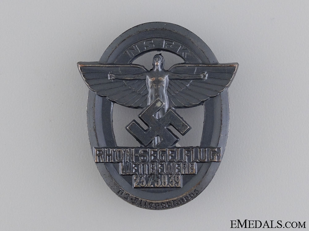 An NSFK Rhön Flying Competition Badge