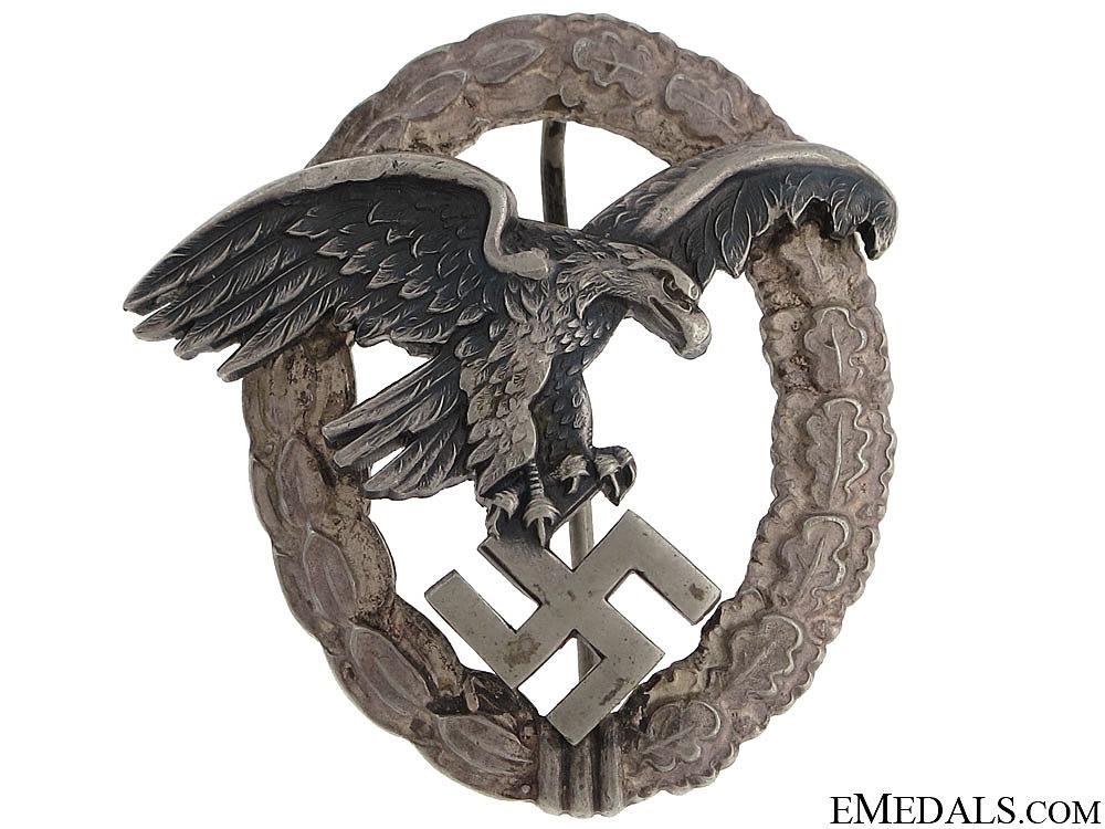 An Observers Badge by Assmann