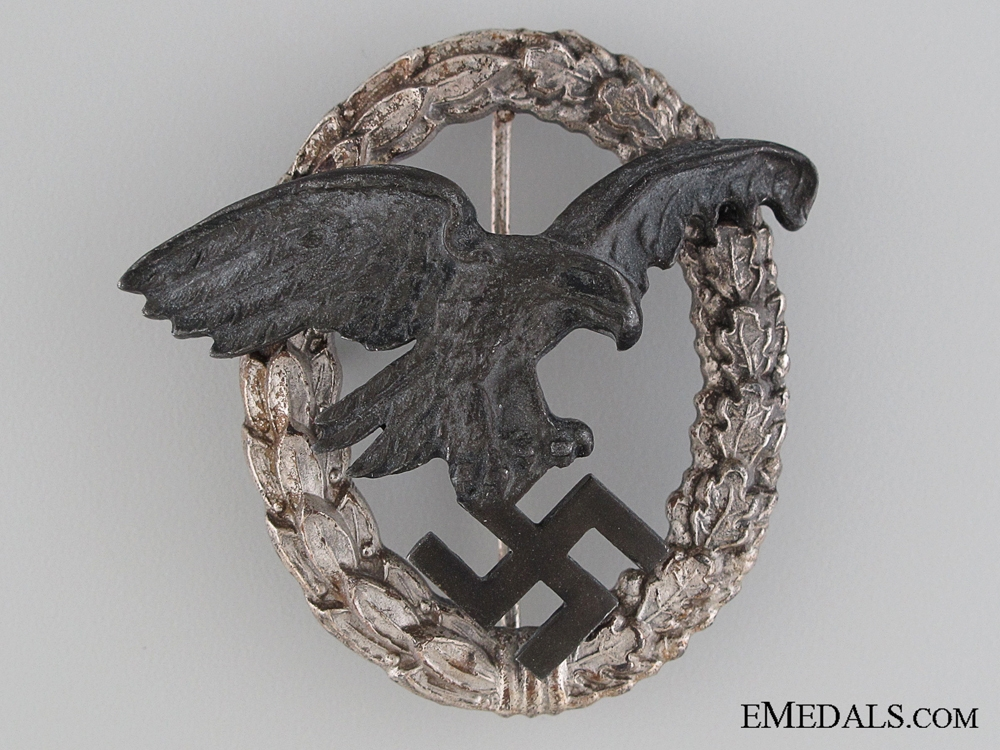 An Observers Badge by W. Deumer