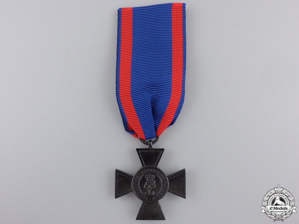 An Oldenburg War Merit Cross; Third Class