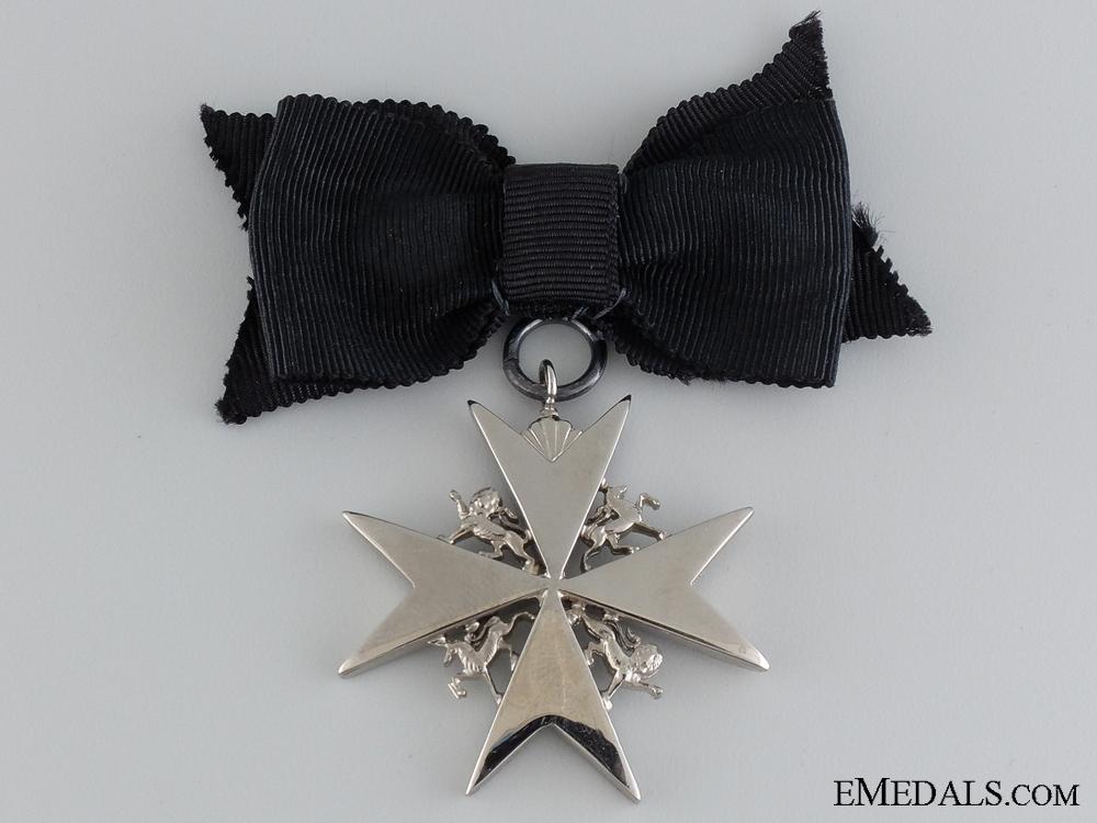 An Order of St. John; Serving Sister Badge, 1984-1991