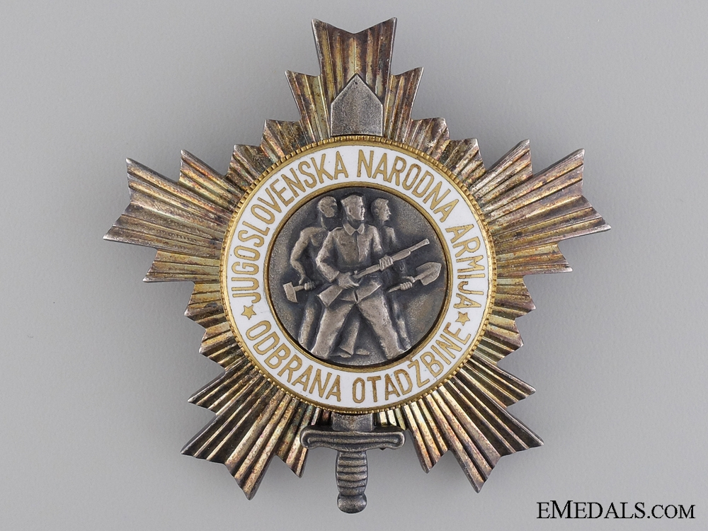 An Order of the People's Army; 3rd Class