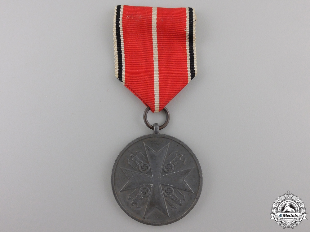 An Order of the German Eagle; Merit Medal