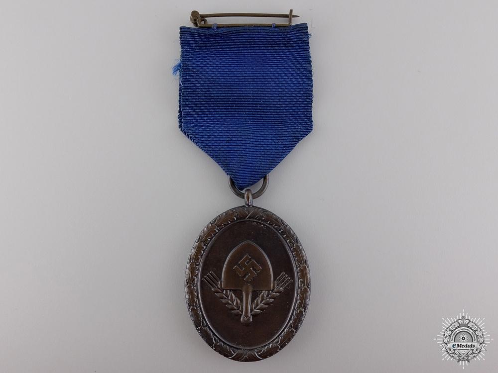 An RAD Long Service Award; 4th Class