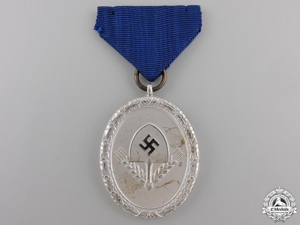 An RAD Long Service Award for Men; 3rd Class