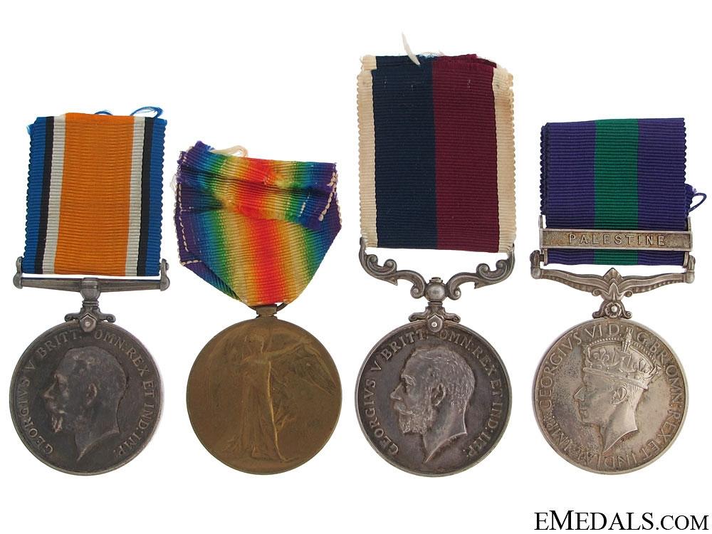 An RAF Long Service Group