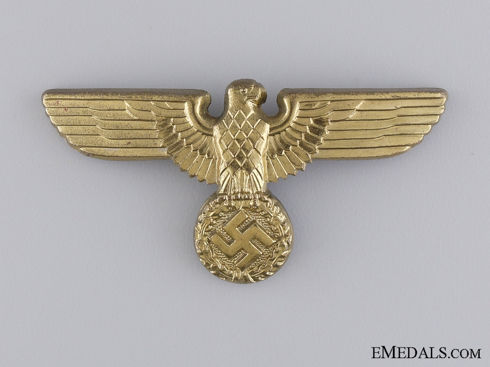 An RZM Marked NSDAP Political Leader Breast Eagle