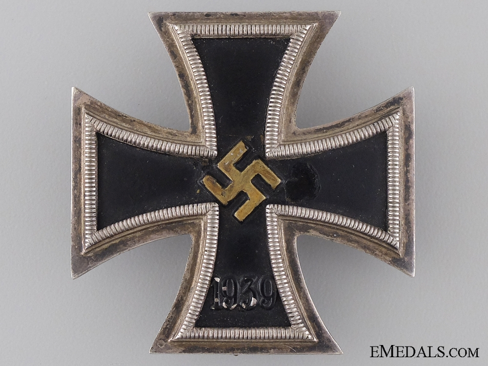 An Second War Iron Cross 1939 First Class