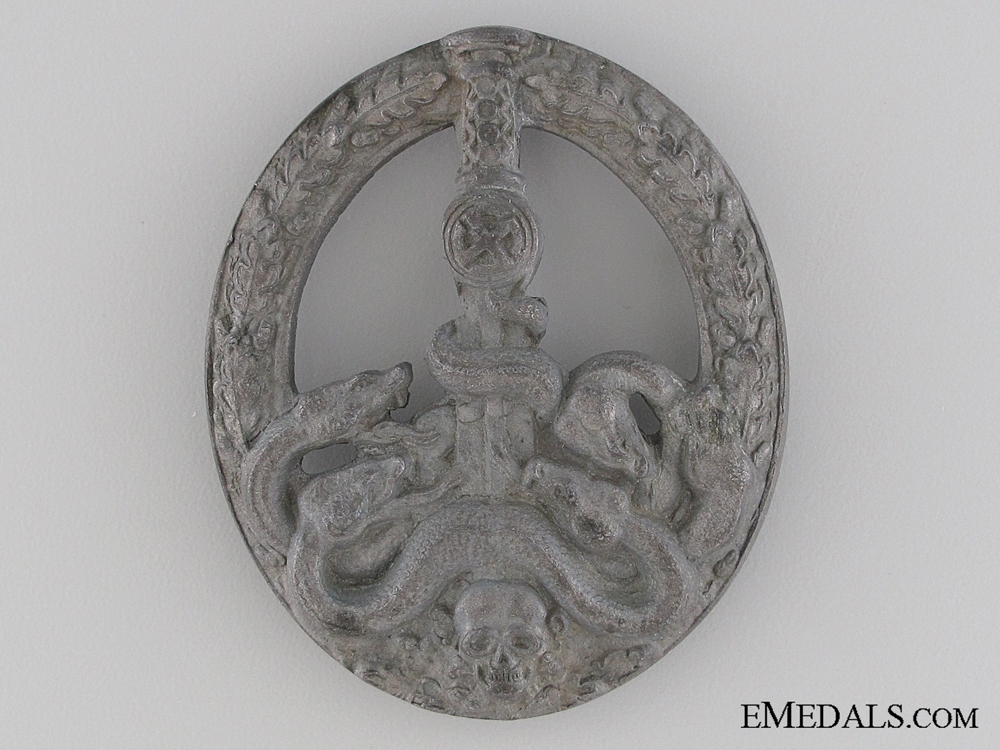 Anti Partisan Badge – Bronze Grade