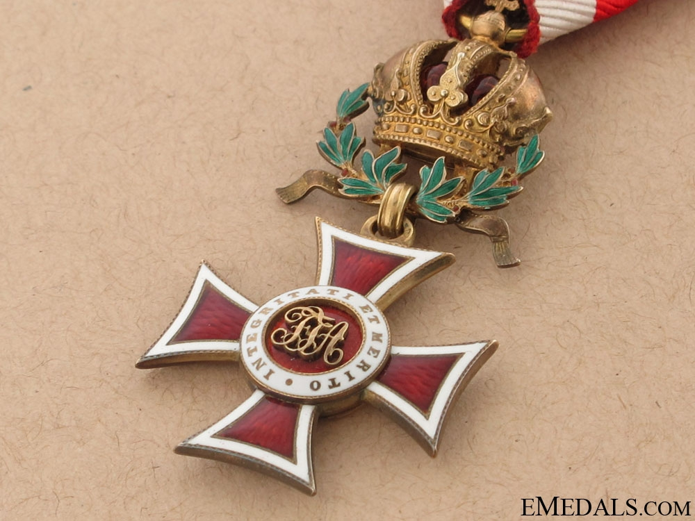 Order of Leopold with War Decoration