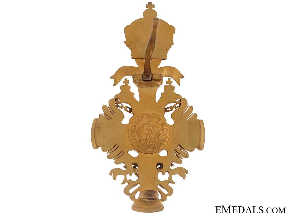 Order of Franz Joseph