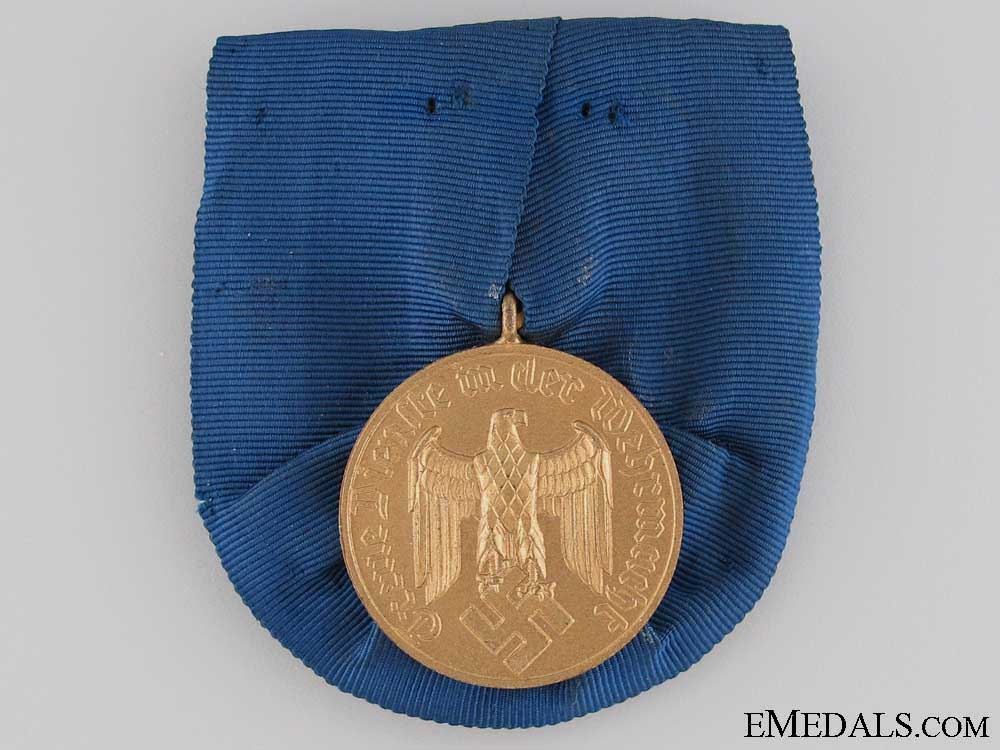 Army 12 Years Long Service Medal