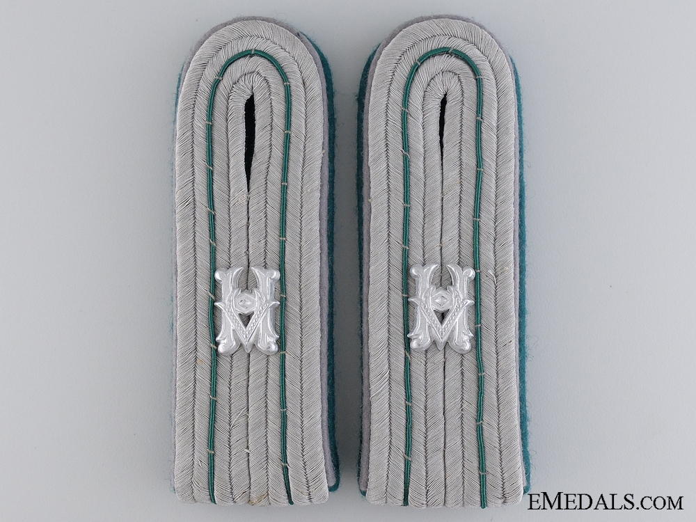 Army administration Staff Shoulder Boards
