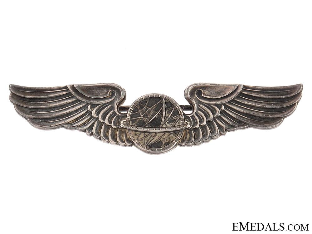 Army Air Force Navigator Wings