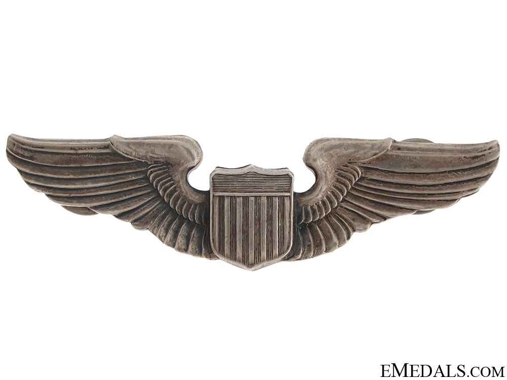 Army Air Force Pilot Wings
